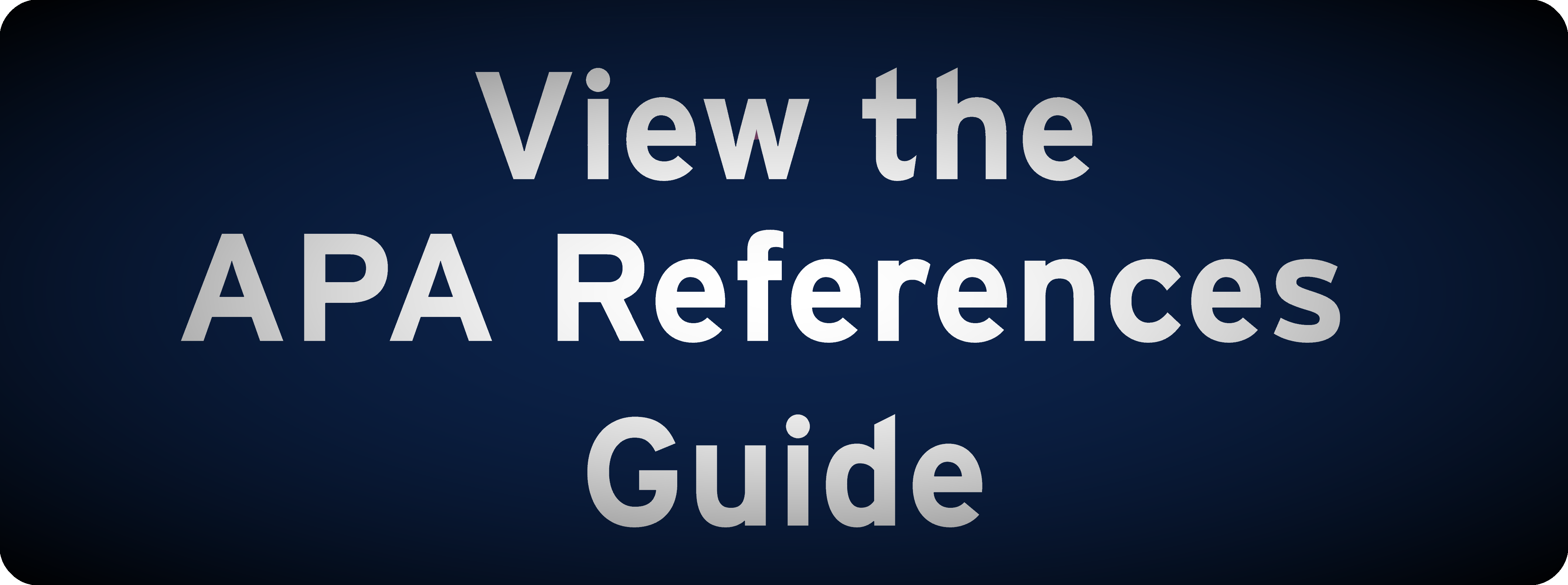 APA References Guide