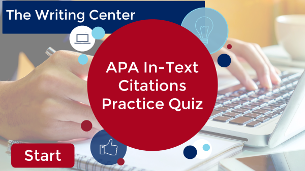 In-Text Citation Practice Activity
