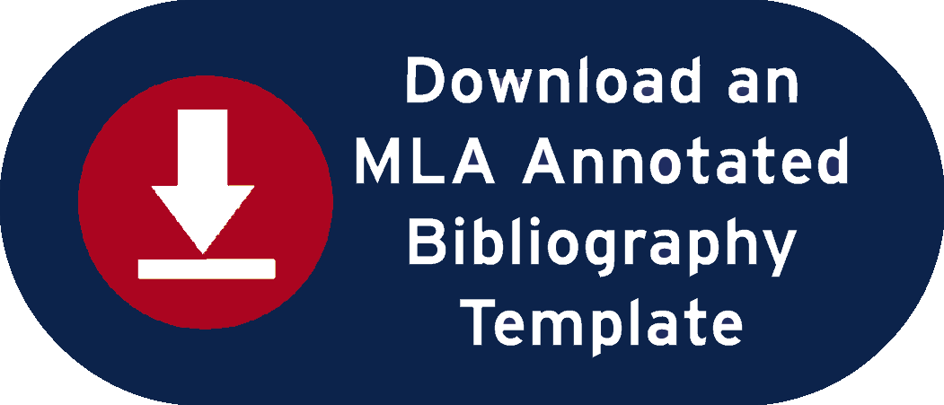 MLA Annotated Bibliography TEmplate Button